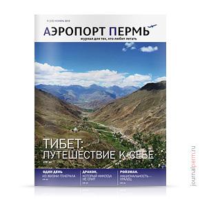 Аэропорт Пермь №23, ноябрь 2013