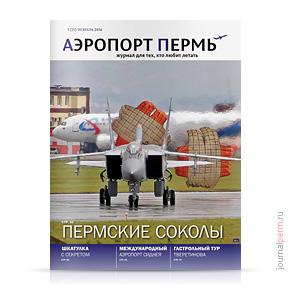 Аэропорт Пермь №25, февраль 2014