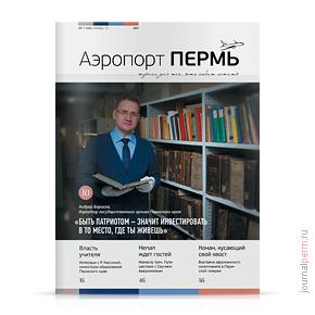 Аэропорт Пермь №42, ноябрь 2015
